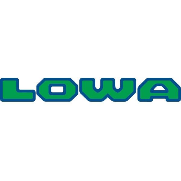 Logo frame rameau lowa