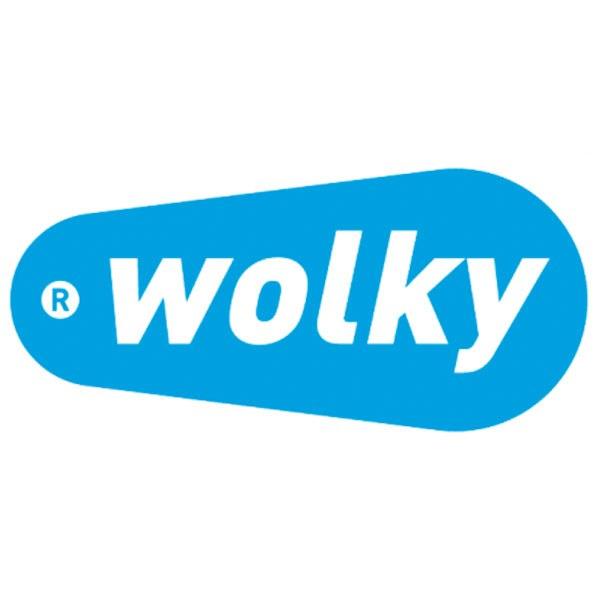 Logo frame rameau wolky